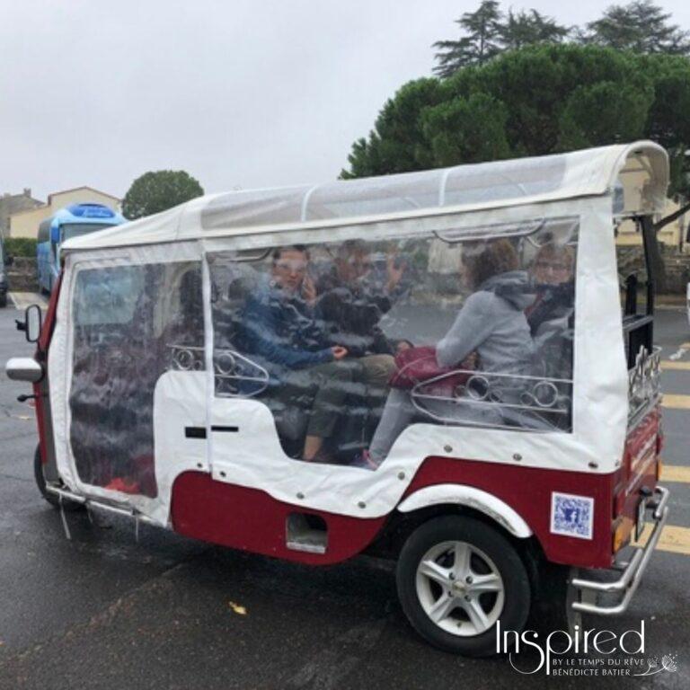 Team Building Rallye Tuktuk Ffb Gironde