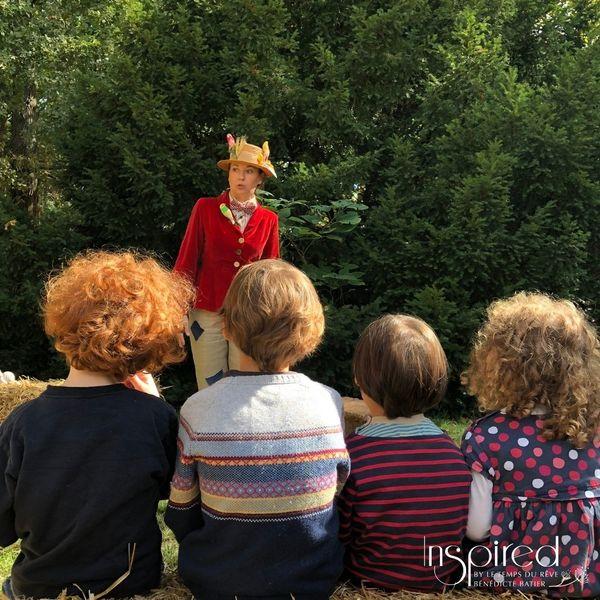 Lecture Des Fables De La Fontaine Par Apollline Denis