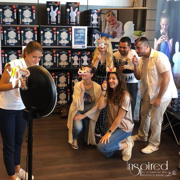 Rencontre Blogueuse Magasin Cultura 2018 (3)